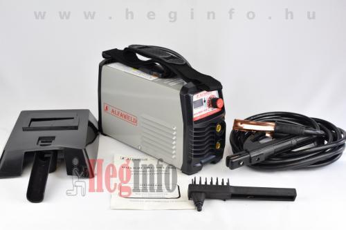 alfaweld hobby mma 160 inverteres hegesztogep 7 HegInfo hegesztéstechnika hegesztőgépek