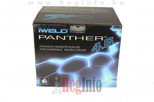 iweld panther 4 6 automata hegesztő  fejpajzs Heginfo hegesztéstechnika
