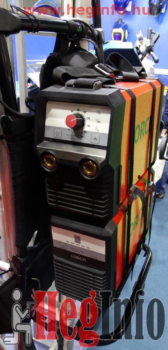 Lorch MicorStick MobilePower Akkumulátoros hegesztőgép Heginfo Hegesztéstechnika