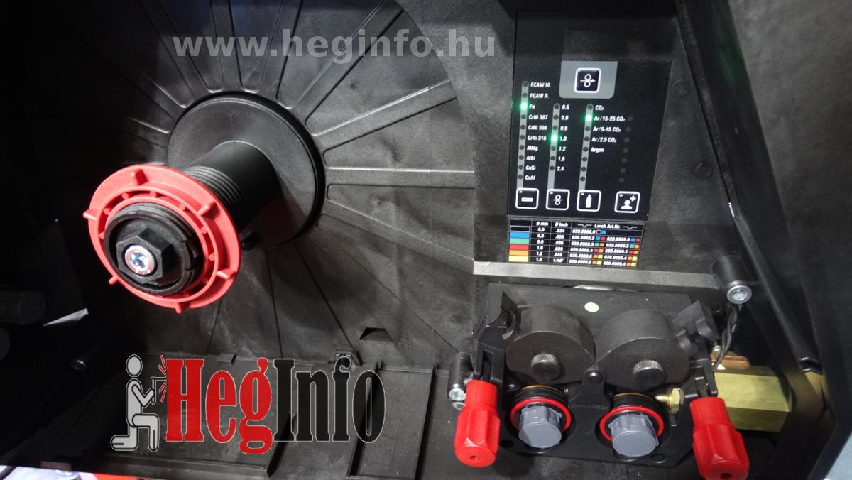 Lorch MicorMig hegesztőgép huzaltoló HegInfo hegesztéstechnika