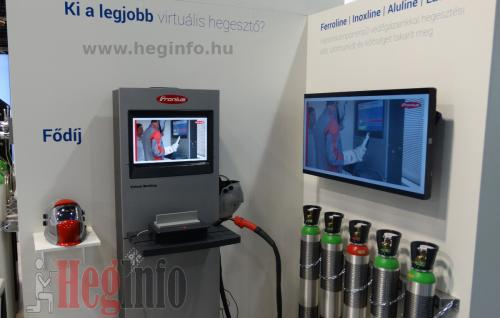 fronius virtuális hegeszto mach tech hegesztestechnikai kiallitas Heginfo hegesztogep