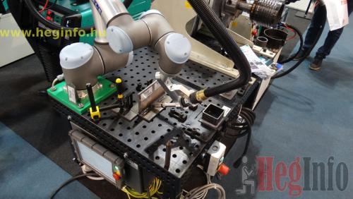 mach tech 2019 merkle hegeszto robot Heginfo hegesztéstechnika
