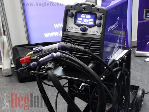 mach tech 2019 parweld hegesztőgép Heginfo hegesztéstechnika