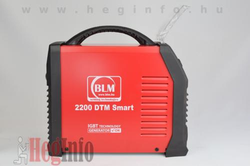 blm 2200 dtm smart inverteres hegesztogep heginfo hegesztestechnika 3