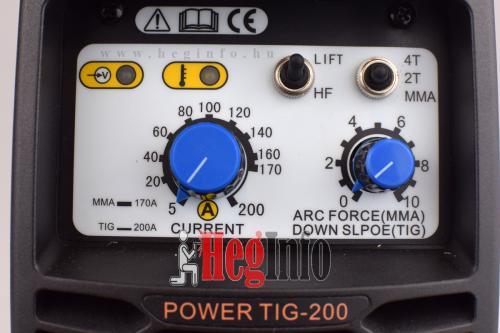 premiumweld pwd powertig 200 awi dc hegeszto inverter panel hegesztestechnika inverteres hegesztogep