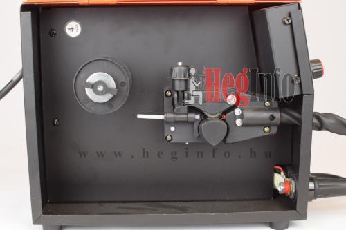 haina mig-mma-270 inverteres hegesztogep huzaltolo heginfo hegesztes hegesztestechnika