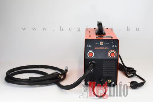 haina mig-mma-270 inverteres hegeszto inverter heginfo hegesztes hegesztestechnika