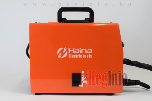 haina mig-mma-270 inverteres hegesztogep oldalrol heginfo hegesztes hegesztestechnika