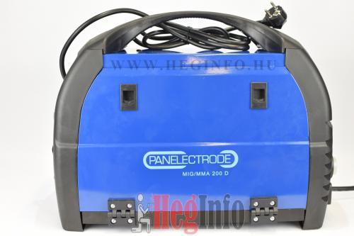 panelectrode mig 200 invereteres co hegesztogep belulrol hegesztes hegesztestechnika inverteres hegeszto