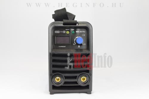 panelectrode mma 200 pro inverteres hegesztogep 5