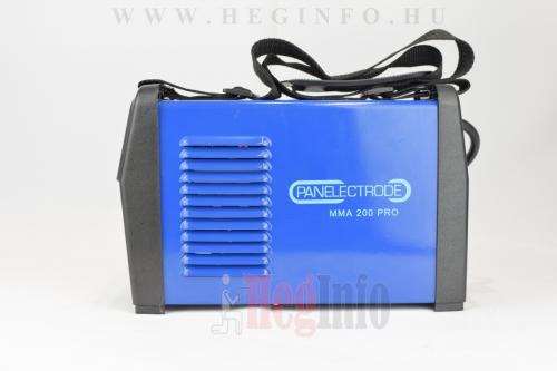 panelectrode mma 200 pro inverteres hegesztogep 6